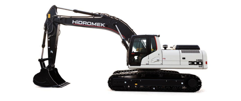 Hidromek 300LC