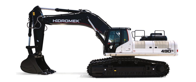 Hidromek 490LC